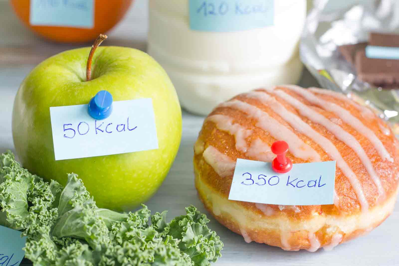 Decidere le calorie
